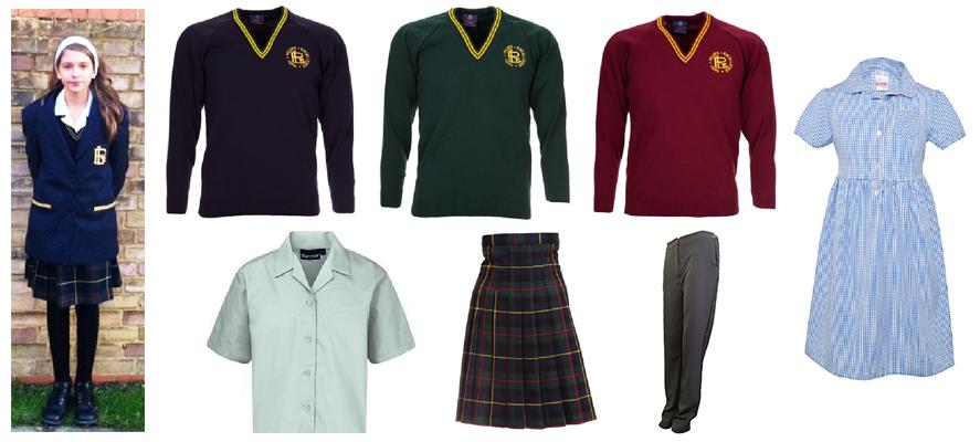 Uniform - Updated 2020
