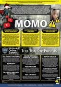 Momo online safety guide for parents february 2019