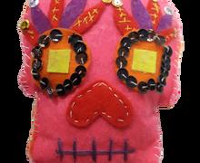 Plush sugar skulls 1