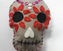 Plush sugar skulls 3