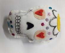 Plush sugar skulls 4