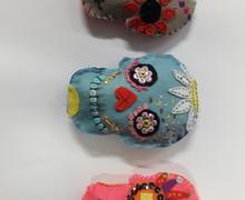 Plush sugar skulls 5